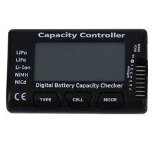 RC CellMeter 7 Digitale Batterie Kapazitaet Checker LiPo LiFe Li-Ion NiMH N X7S0