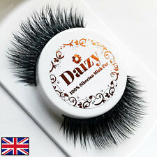 MINK EYELASHES THICK LONG EYELASHES NATURAL LASHES 100% LUXURY MINK LASHES 019