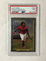 RONALD ACUNA JR 2020 Topps Turkey Red Chrome SP #TRC2! PSA MINT 9! HUGE SALE!