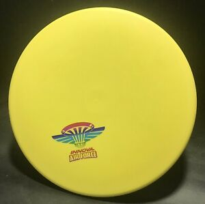 Innova R-Pro XD 171 Grams NEW ONTARIO GUMMY RARE DISC GOLF, Air Force stamp