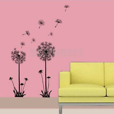 Home Decor Dandelion Fly Removable Decal Room Wall Sticker Mural Vinyl Art Hot