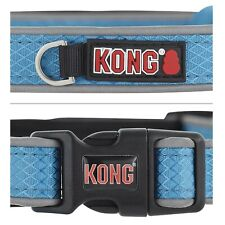 KONG Reflective Dog Collars Padded S M L XL BRAND NEW Assorted Colors!!!