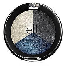 e.l.f. Baked Trio Eyeshadow. Colour: Smoky Sea. New. Boxed - Vegan