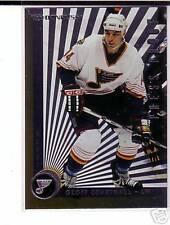 GEOFF COURTNALL PRESS PROOF DONRUSS 97/98 CARD#47