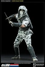 1/6 Sixth Scale G.I Joe Storm Shadow Assassin Figure Sideshow Collecibles