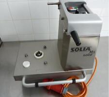 Solia M5 Antrieb / Grundmaschine NEU Gemüseschneider Fleischwolf Rührmaschine
