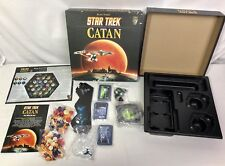 Star Trek Catan 3003 Board Game Settling The Final Frontier COMPLETE
