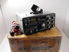 Yaesu FT-902DM 160 - 10 M Ham Transceiver w/ Orig Box, Mic, AM Filter SN 220255