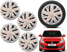 swift 2015 wheel cover 14 inch silver color
