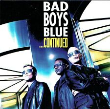 (CD) Bad Boys Blue ...Continued - Kiss You All Over, Baby '99, u.a.