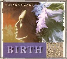 YUTAKA OZAKI Birth (誕生 Tanjō) 2-CD Set Japan Pop/Rock w/ 52-pg. Booklet