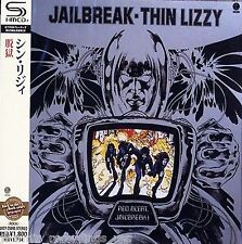 THIN LIZZY - JAILBREAK - JAPAN JEWEL CASE SHM - CD