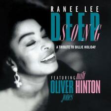Ranee Lee - Deep Song - A Tribute To Billie Holiday (NEW CD)