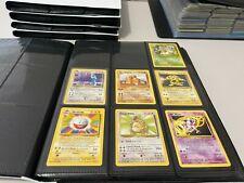 Pokemon Complete Base Set 2 Non Holo Set 21-130 WOTC RARE