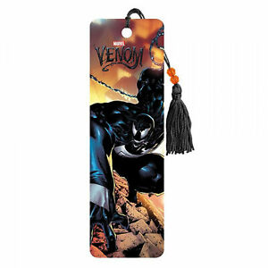 Marvel Venom Character Bookmark Multi-Color