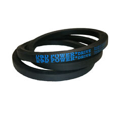 D&D PowerDrive BB114 Hexagonal V Belt  21/32 x 118.6in  Vbelt