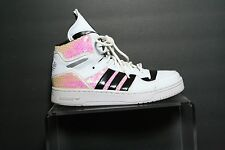 Adidas M Attitude Jeremy Scott Sneaker 2010 Multi Black Pink White Men 8.5 Hip