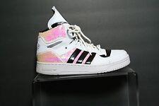 Adidas M Attitude Jeremy Scott Sneaker 2010 Multi Black Pink White Men 8.5 Hip