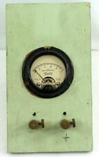 Vintage Triplett Model 221 Panel Meter - Untested