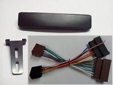 Panel soporte autorradio FORD Enfoque I Fiesta De tránsito a 1 DIN para radio