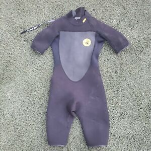 Body Glove Childs Spring Shorty Wetsuit  2/1 Kids Youth 12194 Juniors Sz 14