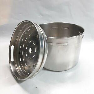 Farberware 138 Superfast 8 Cup Percolator Coffee Basket w/ Lid Replacement OEM