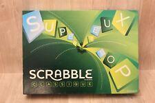 Scrabble Classique Original Mattel - contenu NEUF, jamais joué