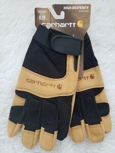 Men's Carhartt High Dexterity Gloves Sz XL A659S