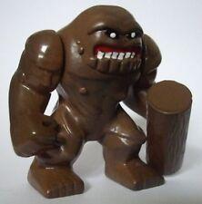 Lego Custom Marvel Super Heroes Clayface Batman ( Hulk /Big Fig )