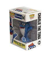 New Funko Pop! Ad Icons: Starkist Charlie the Tuna Vinyl Figure **IN HAND**