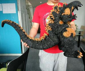 "Super Big 1995 Godzilla Mode PVC Painted Figure Statue 31.5""L/ 17.2""H"