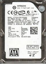 OEM Original Hitachi Travelstar 5400RPM 20GB Laptop Hard Drive HTS541640J9SA00
