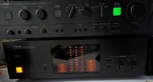 Vintage Yamaha M-50 Natural Sound Stereo Power Amplifier WORKS GREAT!!
