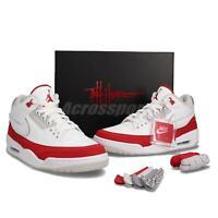 Nike Air Jordan 3 Retro TH SP Tinker Hatfield Air Max 1 OG Red White CJ0939-100