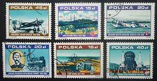 Polen 1988 Mi 3158,...,3183 - 70 Jahre unabhängige Republik (I-VI)