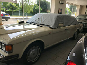 Bentley Turbo R Top Cover. Top quality summer & winter protection cover