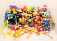 Stone Protectors Trolls LOT OF 10 Action Figures + Accessories Ace Novelty 1993