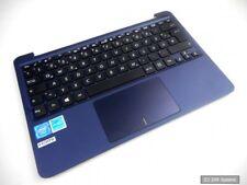 Ersatzteil für ASUS E200H Vivobook: Palmrest mit Touchpad und Tastatur, Neuw.