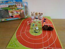 Sylvanian Families Juegos Atletismo Set con Caja Original