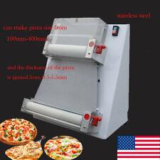 Auto Pizza Bread Dough Roller Sheeter Machine Pizza Making Machine 100-400mm
