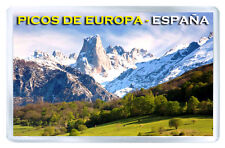 PICOS DE EUROPA ESPAÑA FRIDGE MAGNET SOUVENIR IMAN NEVERA