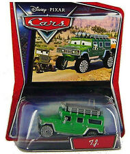 DISNEY*PIXAR CARS Collection_T.J. The Hummer Die Cast_Wal*Mart Exclusive_New_MIP