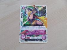 Carte Fire Emblem TCG Saizou rare holo  !!!