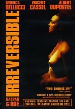 Irreversible [New DVD] Dolby, Subtitled, Unrated, Widescreen
