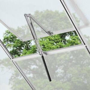 Automatischer Fensteröffner Fensterheber für Gewächshaus Fenster Gartenhaus DHL