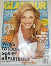 Glamour Magazine 99 Ways To Look Sexier Katherine Heigl July 2007 123014R