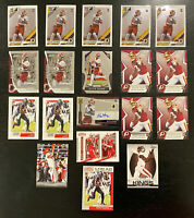 Kelvin Harmon 2019 Rookie Lot 19 Cards~Inserts++ Auto/Autographed SP Redskins RC