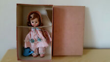 Vintage Vogue Strung Ginny Doll Frolicking Fables Series Mistress Mary 1951 box