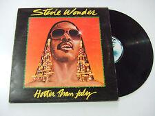 Stevie Wonder – Hotter Than July - Disco 33 Giri LP Album Vinile ITALIA 1980