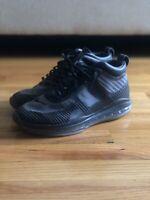 Nike LeBron X 10 Icon JE John Elliott QS Black AQ0114-001 Size 8